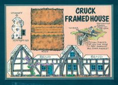 FIDDLERS GREEN - Cruck Framed House