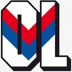 Olympique  Lyonnais Primary Logo (1989) -