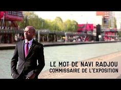 Navi Radjou présente l'exposition WAVE, Quand l'ingéniosité collective change le monde :: #expowave #innovation