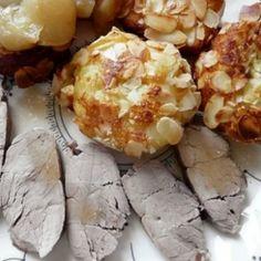 szűzpecsenye receptek | NOSALTY Baked Potato, Cauliflower, Potatoes, Baking, Vegetables, Ethnic Recipes, Food, Cauliflowers, Potato