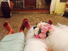 Bouquet da Sposa....e che Sposa