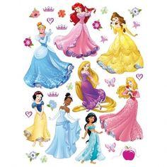 Stickers Les Princesses Disney - grand format, 17,90 €