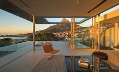 Maison de rêve, Cap Town