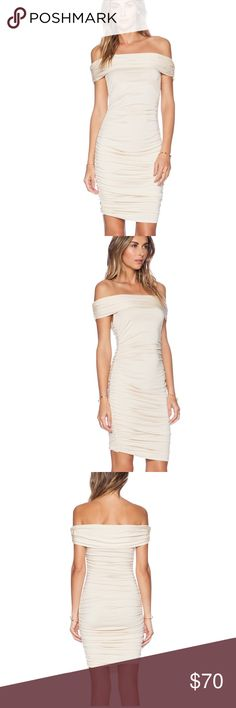 Rachel Pally  X Off-shoulder Cream Dress Really Nice Dress, all product details are in the pictures. Rachel Pally Dresses Strapless