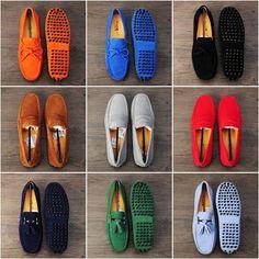 Hot Genuine Leather Men Shoes Nubuck Leather Men Loafers Fashion Plus Size Autumn Mens Shoes Casual Shoes10 Colors Size 38-45 (32683294790)  SEE MORE  #SuperDeals