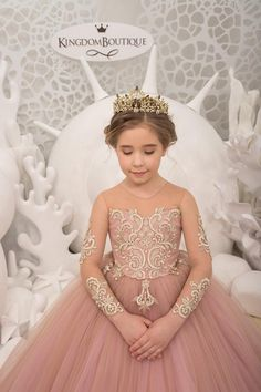 Gold flower girl dresses - Blush pink and Gold Flower Girl Dress Birthday Wedding Party Holiday Bridesmaid Flower Girl Blush pink and Gold Tulle Lace Dress 21153 – Gold flower girl dresses Gold Flower Girl Dresses, Purple Flower Girls, Little Girl Dresses, Girls Dresses, Pageant Dresses, Gold Tulle, Tulle Lace, Lace Dress, Gold Lace