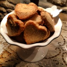 Petits cœurs gourmand homemade & love