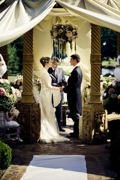 Vintage castle wedding in france  Peach and Ivory floral wedding design  Chateau Challain  Romantic wedding in a french chateau Best destination wedding venue in france Have a Chateau wedding at Chateau Challain where Fairytale weddings begin!