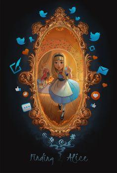 ArtStation - Finding Alice, David Ardinaryas Lojaya