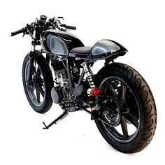 combustible-contraptions:  Yamaha 500 Cafe Brat