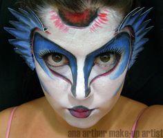 Cirque+Du+Soleil+Makeup   Cirque du Soleil: Mystere makeup