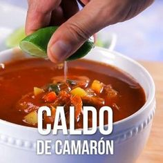Eat Healthy as a Vegetarian? I Love Food, Good Food, Yummy Food, Tasty Videos, Food Videos, Mexican Cooking, Mexican Food Recipes, Seafood Soup Recipes, Seafood Menu