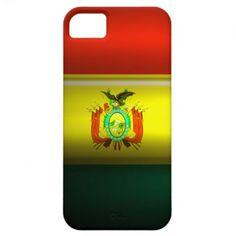 Bolivia Flag Iphone 5/4GS Case-Mate Case iPhone 5 Cases