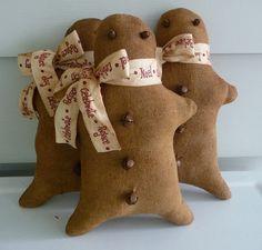 Primitive Gingerbread