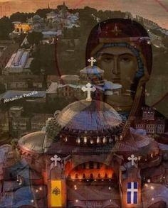 Greek Islands, Buddha, Greece, Statue, Painting, Art, Greek Isles, Greece Country, Art Background