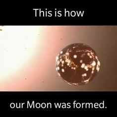 Late Heavy Bombardment, Prehistoric Timeline, Astronomy Photography, Astronomy Facts, Faster Than Light, Virtual Reality Games, Educational Games For Kids, Moon Landing, Science Facts