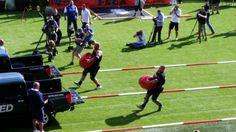 Europes Strongest Man, Headingley, Leeds 9 Aug 2014 - Truck Load