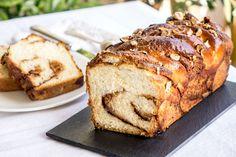 La recette du Krantz cake chocolat et noisettes (ou babka), une brioche hyper moelleuse parfaite pour un brunch ou un petit-déjeuner.