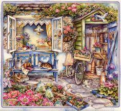 Sweet Garden - Kim Jacobs