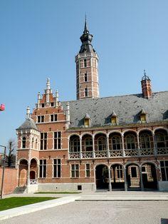 Hof van Busleyden, Mechelen, Belgium