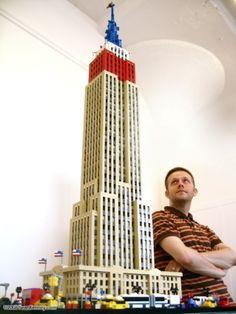 12 Extraordinary LEGO Creations