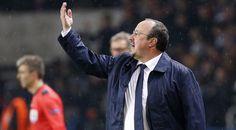 We weren't able to build on first half – Rafa Benitez - http://rmfc.club/team-news/werenaet-build-aerafa-benitez-1122/