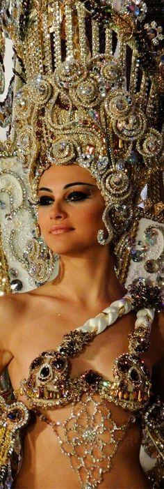 Samba Queen Inspiration! Beautiful piece! #samba #sambadance #dance #beauty #queen