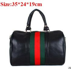 baaf81b5f3 New 2018 Fashion Famous Brand Women Handbags Female Business Handbag  Leather printing Designed Tote Travel Messenger Bag GG99999 on Aliexpress.com    Alibaba ...