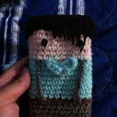 Dr. who- captain jack inspired phone cozy