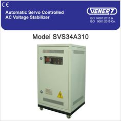 10kVA Automatic Servo Controlled Air Cooled Voltage Stabilizer Stability, Lockers, Locker Storage, Cool Stuff, Transformers, Industrial, Products, Industrial Music, Closets