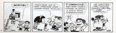 Mafalda, da primeira à última linha