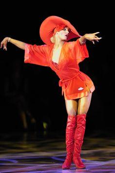 Yulia Zagoruychenko - the best dancer ever! My fave!