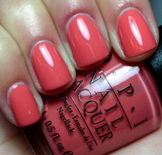 OPI - Apricot-Cha Cheating - Las Vegas Collection 2003
