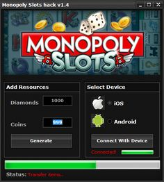 Monopoly Money, Ios Developer, Casino Slot Games, Free Slots, Best Games, Hello Everyone, Free Games, Cheating, Hack Tool