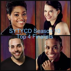 Season 10 So You Think You Can Dance Final Four - Predictions and Best Dances of the Season via MamaMaryShow.com