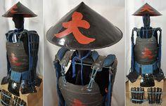 Ashigaru armor
