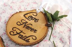 Love is Patient, Love is Kind, Set of 10 Isle Decor