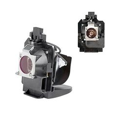 HP EP9010 Projector Housing w/ High Quality Genuine Original Phoenix Bulb. Includes 150 Days Warranty. Fast Shipping.