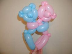 balloon huggy bears