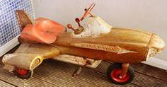 1950s Murray Pedal Car