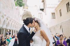 A Chic and Elegant Amalfi Coast Wedding | | Photography by http://www.roncaglioneweddingphotographers.com/