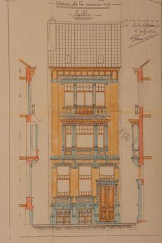 Ixelles - Avenue de la Couronne 45