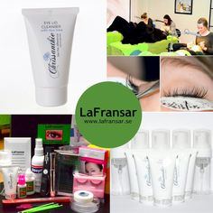 Chrissanthie Eyelid Cleanser  available in Malmö, SWEDEN @LaFransar  Chrissanthie Eyelid Cleanser - anti-bacterial all-in-one eyelid cleanser & makeup remover. - perfect for use with eyelash extensions to keep lashes and eyelids clean and healthy.  *Recommended by Lash Masters & Lash Artists worldwide. *It will not break down the adhesives in lash extensions.  Product Information: www.chrissanthie.com #eyelashextensions #Fransförlängningar #ripset #blepharitis #blefaritis