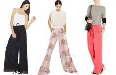 Gallery: Palazzo pants are all the rage