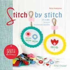 Stitch by stitch: nieuwe hippe borduurideeën