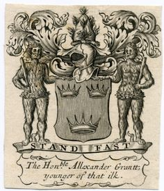 Heraldic device of the clan Macduff