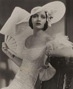 Kay Francis Mandalay 1934 1930s Fashion Vintage Timeless
