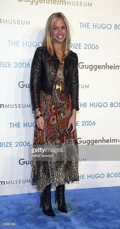NEW YORK - NOVEMBER 14: Meredith Melling Burke attends the 10th Anniversary of the Hugo Boss Prize held at the Solomon R. Guggenheim Museum on November 14, 2006 in New York City.