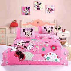 Quarto Minnie e Mickey
