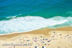 A praia do Leblon é para quem gosta de um lugar bem cool no Rio de Janeiro. A dica é ficar hospedado no Hotel Marina Palace, assim você sente melhor o clima do Leblon. Dicas de Melhores Praias do Brasil.